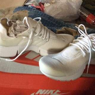 Nike Air Presto All White