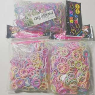 🚚 Rainbow Loom Bands
