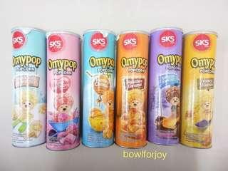 omypop popcorn