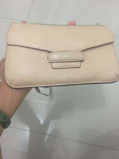 Braun Buffel small wallet with sling (original)