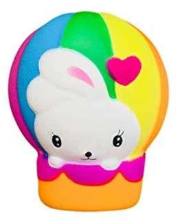 (Pre-order) Air ballon bunny squishy