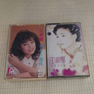 2 Cassette 江淑娜