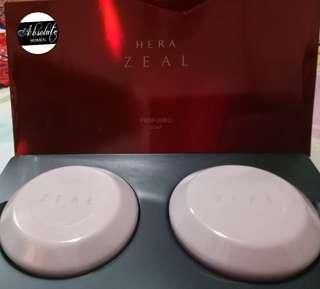 HERA ZEAL PERFUMED SOAP