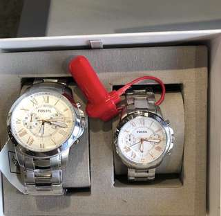Fossil Couple Watch (PRE ORDER)