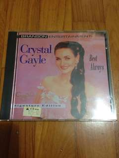 Crystal Gayle CD (Signature Edition)