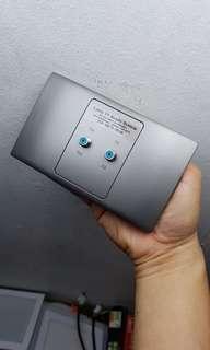 [Legrand] HDB BTO TV(SCV)/ Radio(FM) switch face plate