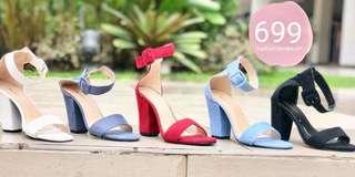 Rydax block heels (Althea) • sizes 5-10