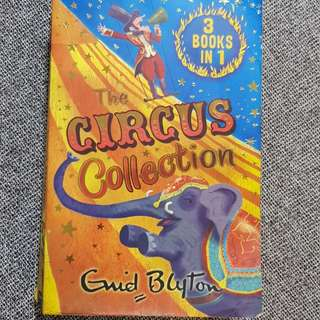 Enid Blyton The Circus Collection (3books in 1)