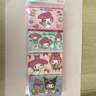 Sweet My Melody & Kitty Tissues