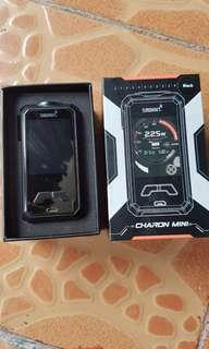 Dijual cepat butuh uang sekarang juga MOD vape smoant Charon mini 225 wat minat WhatsApp 089505759327