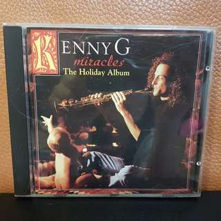 CD》Kenny G - Miracles