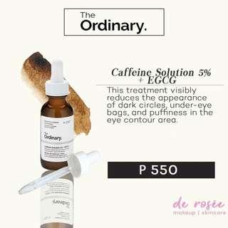 The Ordinary - Caffeine Solution