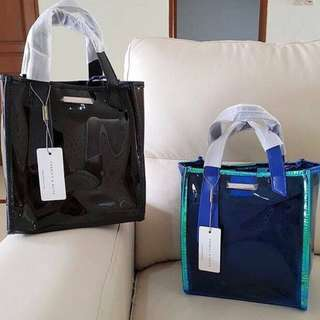 new arrivals charles n keith holo bag