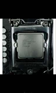 🚚 I7 2600處理器+機板+風扇 天堂m 模擬器