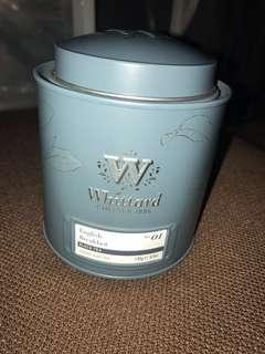 英國王室whittard Chelsea English loose leaf tea140h 零售建議價$200左右