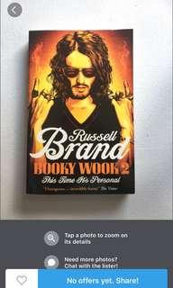 Rusell Brand Booky Wook