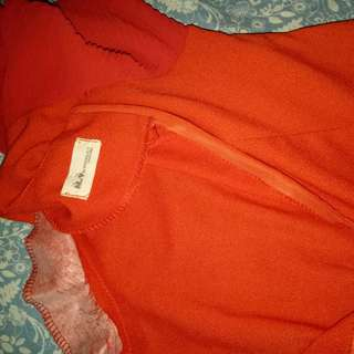 Pre loved Red blouse - Office Attire