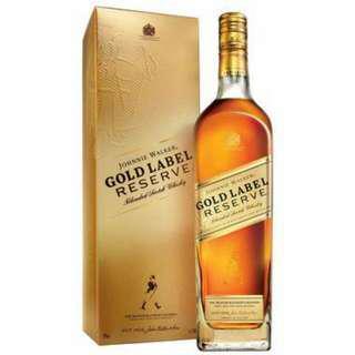 Johnnie Walker GOLD LABEL RESERVE (1L)