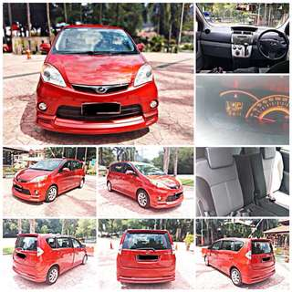SAMBUNG BAYAR/CONTINUE LOAN  PERODUA ALZA EZI 1.5 AUTO YEAR 2013 MONTHLY RM 667 BALANCE 4 YEARS 2 MONTHS ROADTAX JUNE 2019  DP KLIK wasap.my/60133524312/alza
