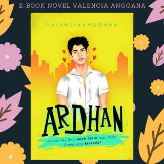 PREMIUM : EBOOK PDF NOVEL ARDHANA