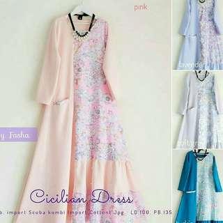 Cicilian dress