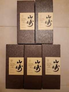 山崎12年金花收藏版