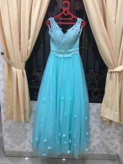 Tosca Long Party Dress