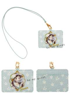 《日本預購@6/7發售》阿拉丁 Aladdin 苿莉公主 Jasmine 証件掛帶