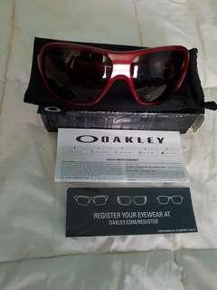 Oakley underspin