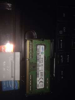 Laptop RAM 4GB DDR3L