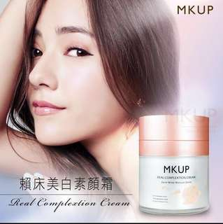 MKUP Real Complexion Cream 50ml