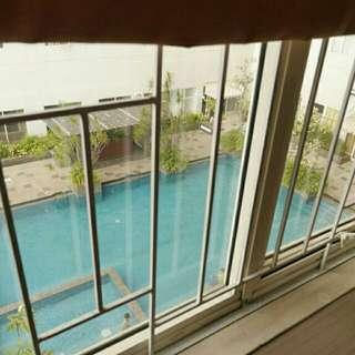Apartemen murah posisi hook di Bandung