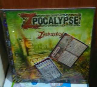Zpocalypse expansion board