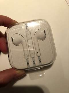 iPhone 5/6/5S/6S 原裝耳機