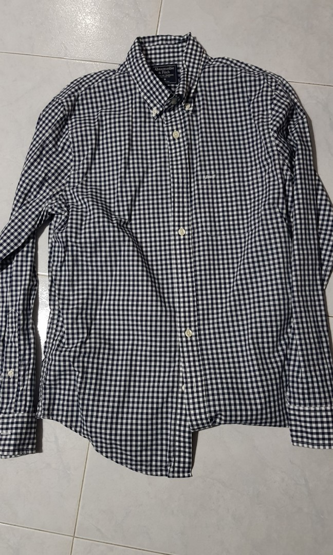 eaabb1fb829 Abercrombie   Fitch checkered top