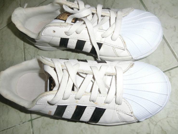Cercanamente soldadura Plausible  Adidas superstar size 39 made in vietnam, Fesyen Wanita, Sepatu di Carousell