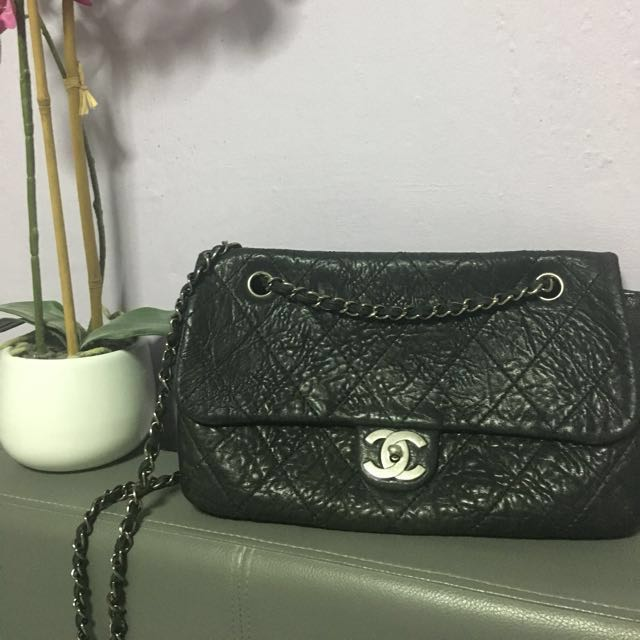 befdb335f8c5 Authentic Chanel Flap Bag price reduced, Luxury, Bags & Wallets ...