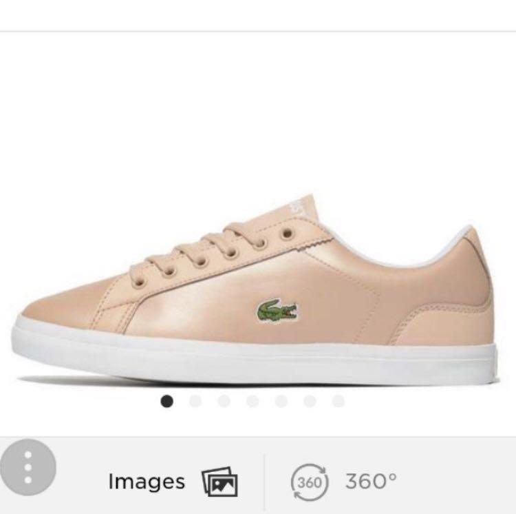 promo code 9dc71 d600c Authentic Lacoste Lerond 317 3 JD, Women's Fashion, Shoes ...