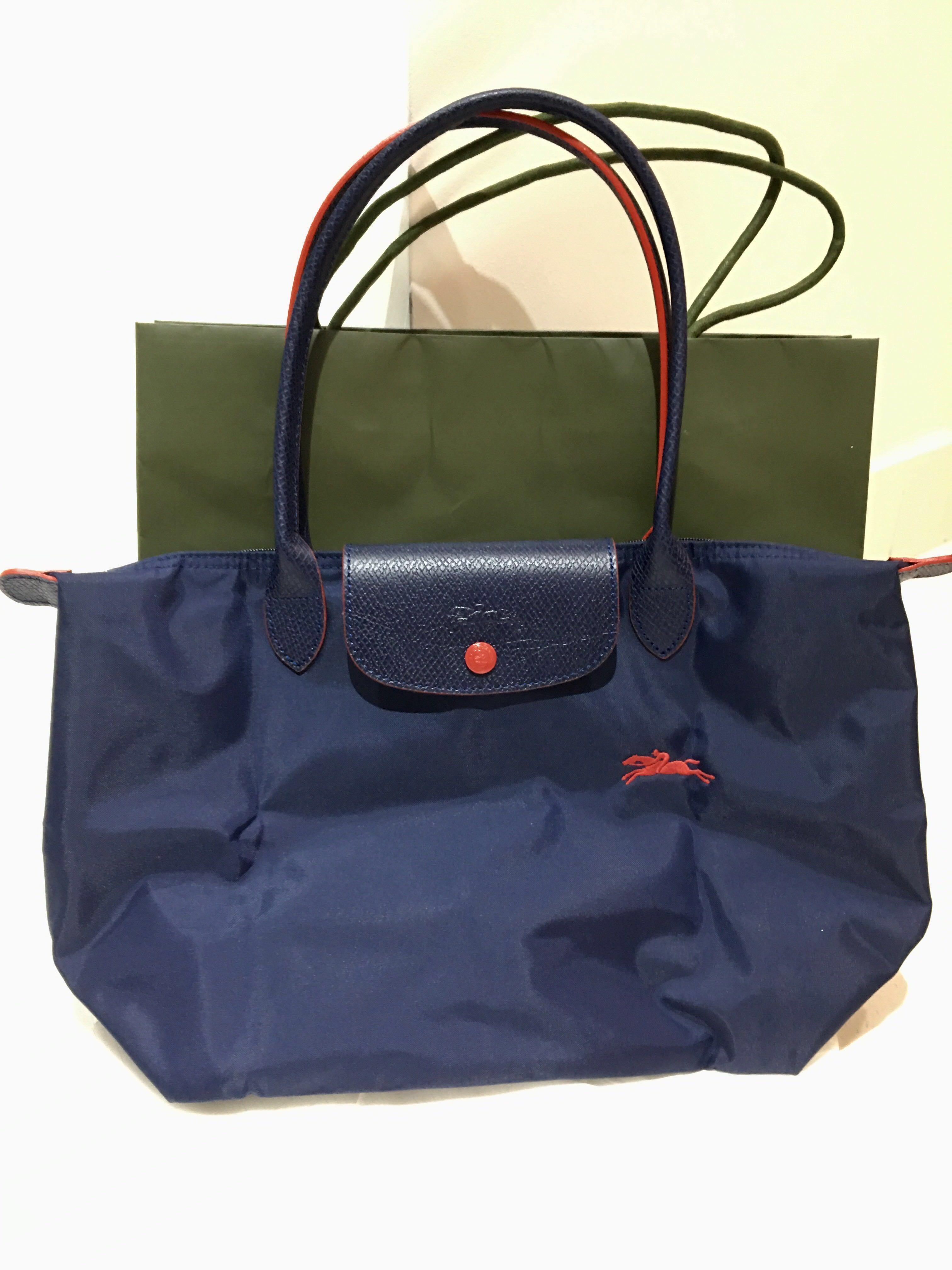 d9e8061236a1 Authentic Longchamp Bag medium (2018 collection)