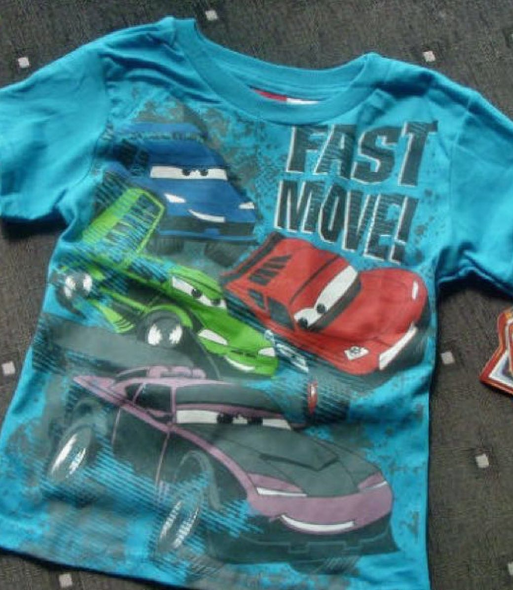 e2a853f41 Disney Cars T Shirts For Toddlers - DREAMWORKS