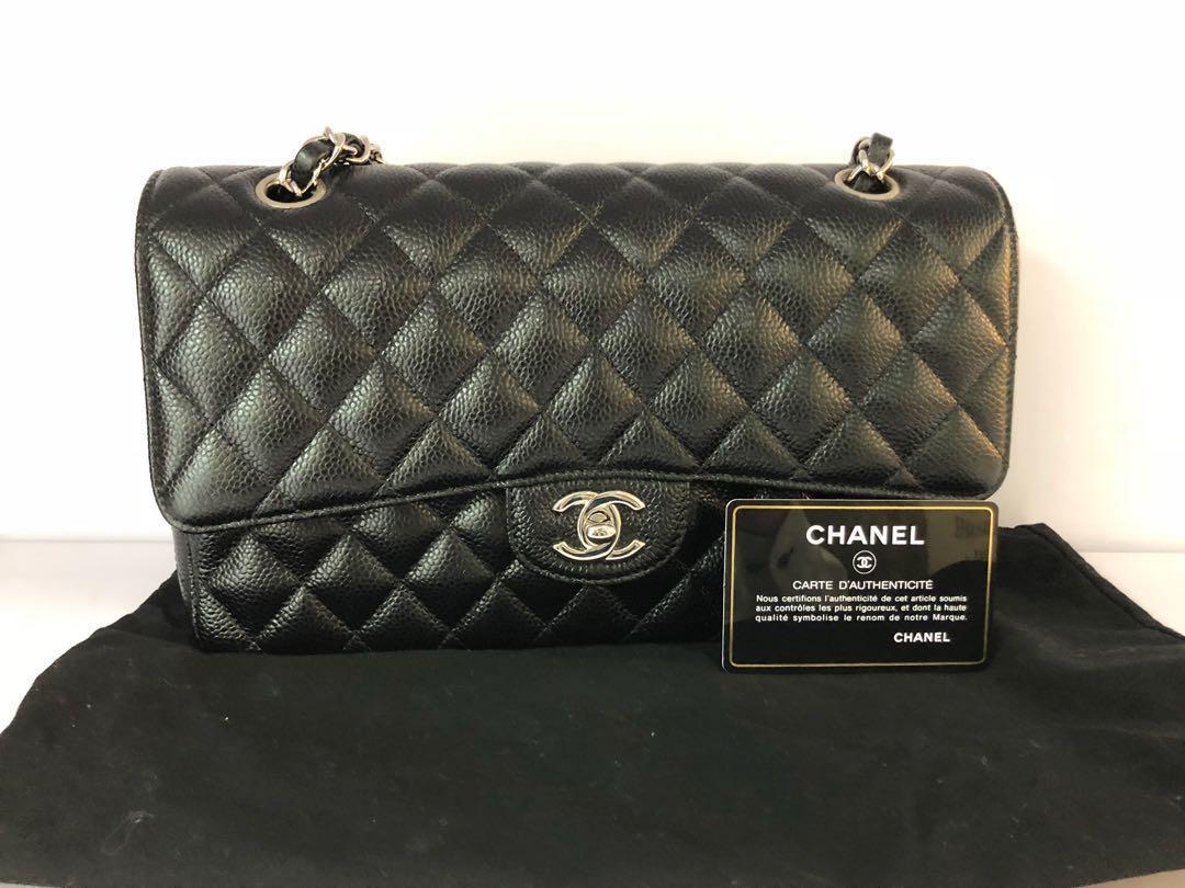 b05433d57192fc Chanel Caviar Matelasse25 chain shoulder bag, Luxury, Bags & Wallets ...