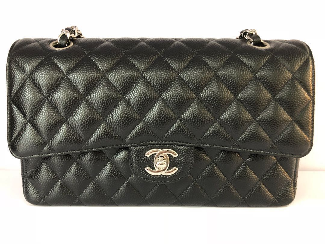 7f7fc8f2d5d5c6 Chanel Caviar Matelasse25 chain shoulder bag, Luxury, Bags & Wallets, Sling  Bags on Carousell