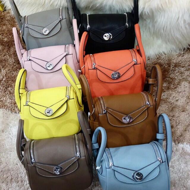 cheap hermes lindy mini tas fashion wanita impor murah olshop fashion  olshop wanita di carousell d1120 4d6f09942b
