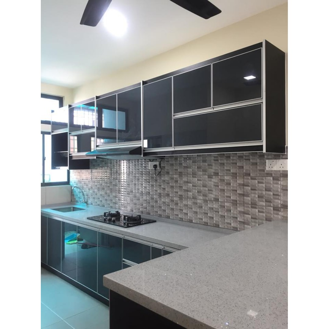 Kabinet Dapur 3g Kitchen Cabinet Home Furniture On Carou