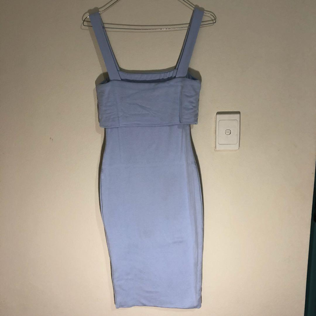 Kookai Baby Blue Dress