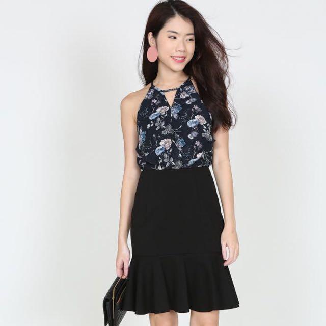 4fea3b191ad MDS Mermaid Mini Skirt