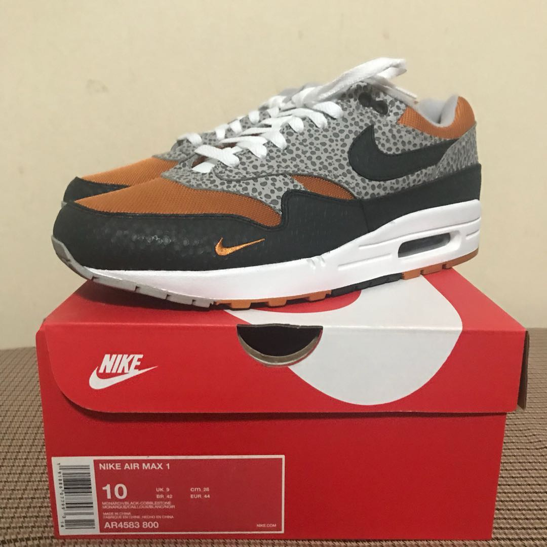 Nike Air Max What the Safari Size? Exclusive