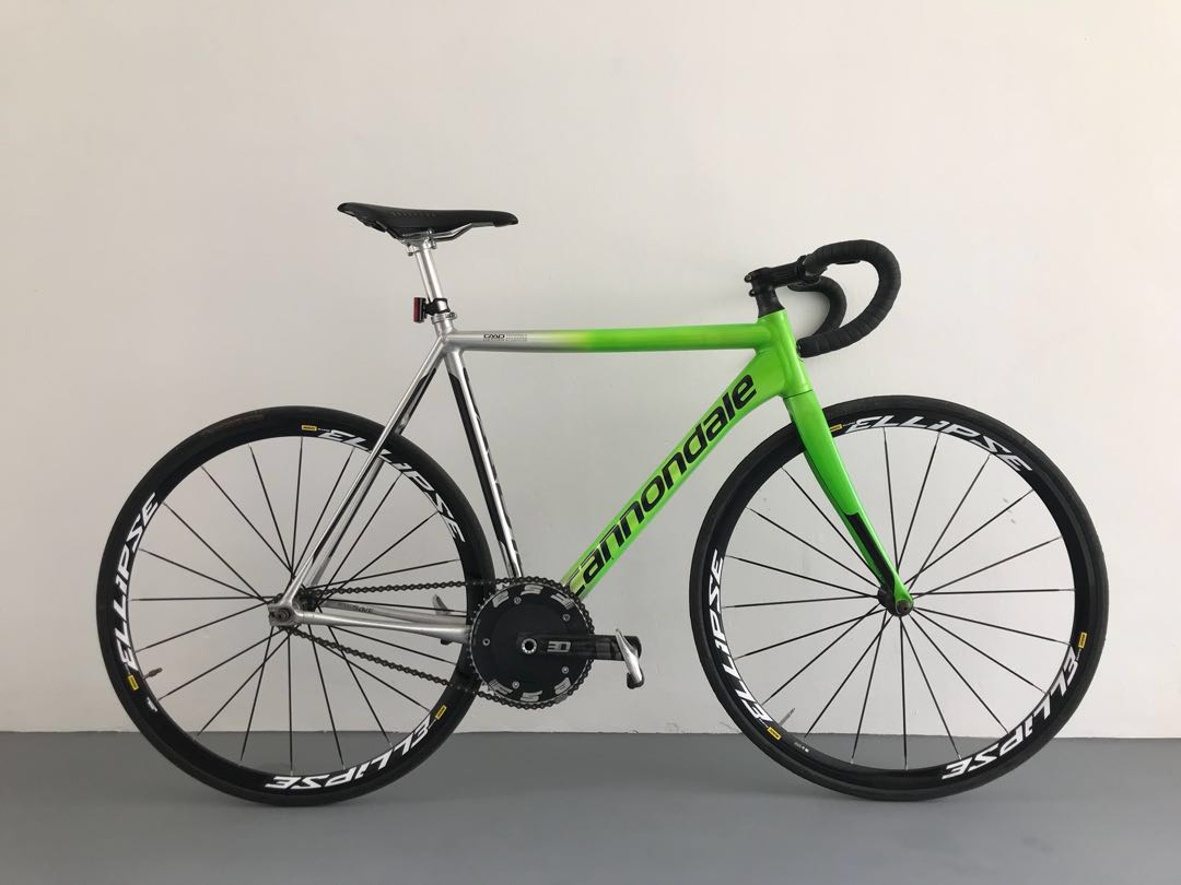 Partout/Fullbike‼ ) Cannondale CAAD10 Track, Bicycles & PMDs ...