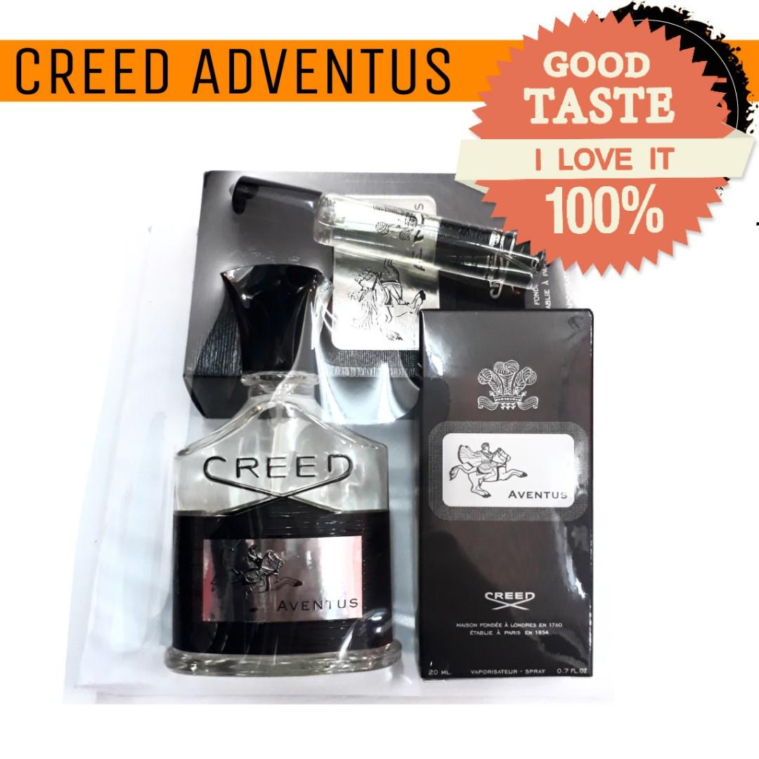 Perfume Murah Set Hantaran Creed Aventus Health Beauty Perfumes