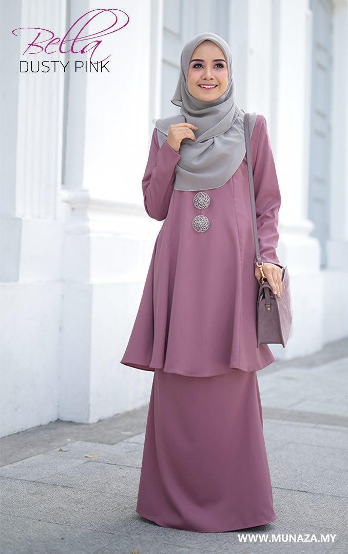 9ad722a969 Pre order kurung bella, Women's Fashion, Muslimah Fashion on Carousell